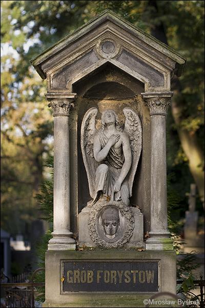 grób Forystów