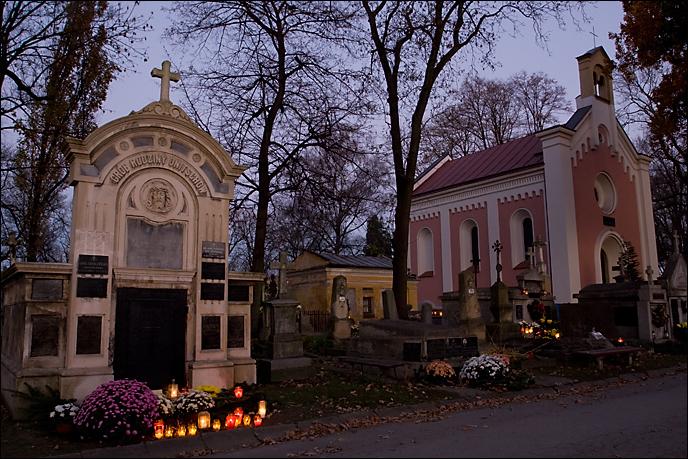 Stary Cmentarz w Tarnowie - grobowiec Onitschów