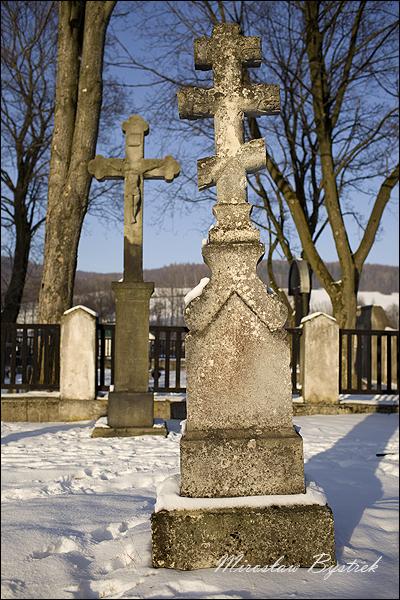 owczary cmentarz łemkowski