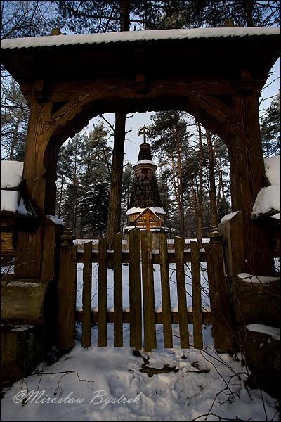 cmentarz I wojny św. w Gładyszowie