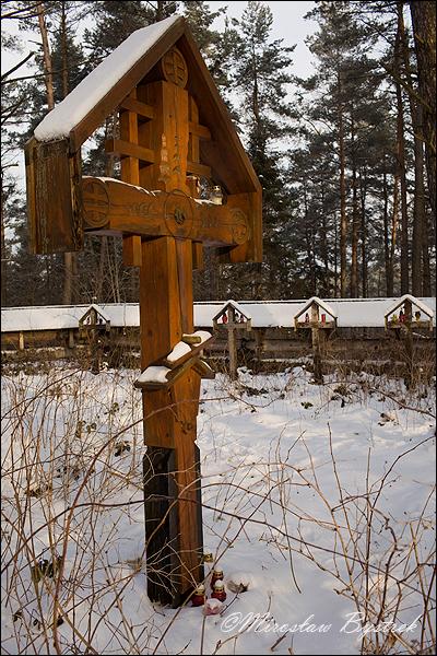 Kriegerfriedhof des I Weltkrieges in Gładyszów