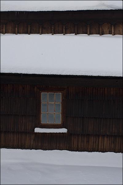 potrójnie łamany dach