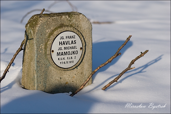 JG. Franz Havlas, Michael Mamojko F.J.B. 2