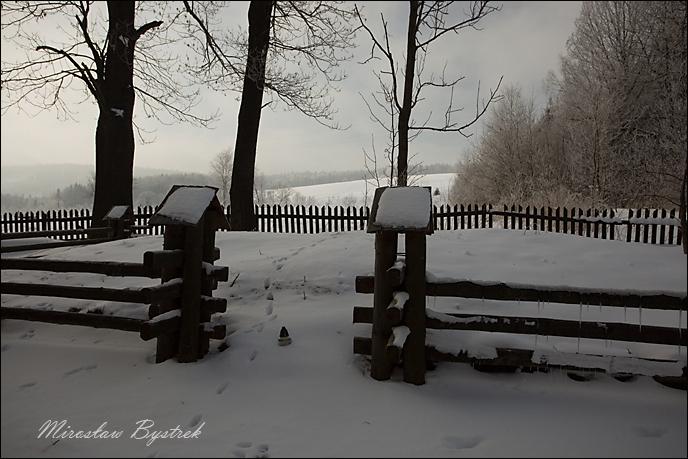 cmentarz wojenny z I wojny św. nr 54