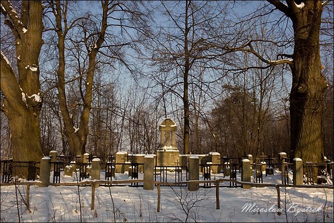 parkosz cmentarz wojenny nr 238
