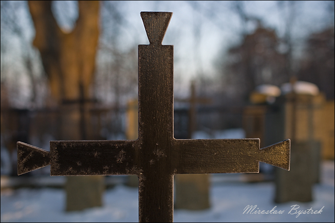 krzyż z płaskownika