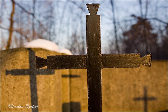 krzyż cienie