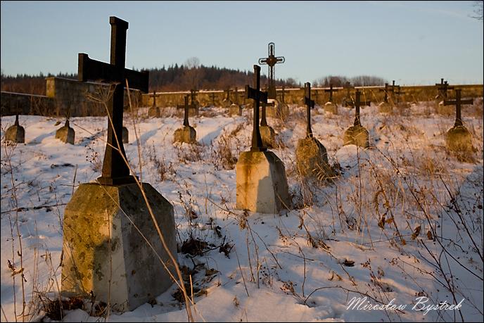 Sękowa vojensky cintorin z 1. svetovej vojny