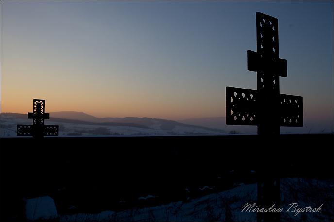 Sękowa cmentarz z I wojny św.
