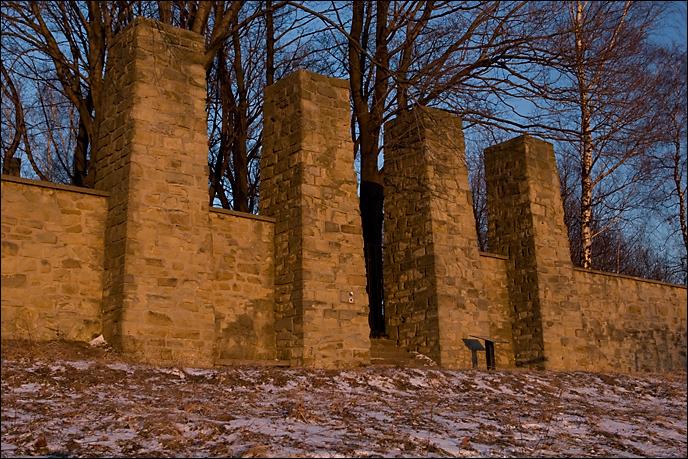 Soldatenfriedhöfe in Polen