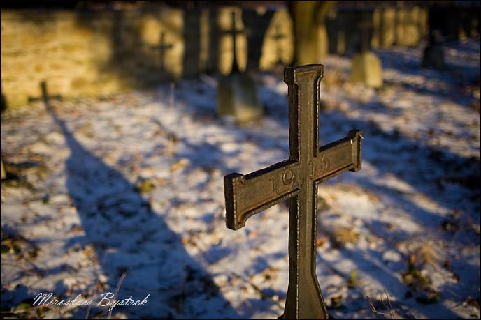 cmentarz wojenny w Sękowej