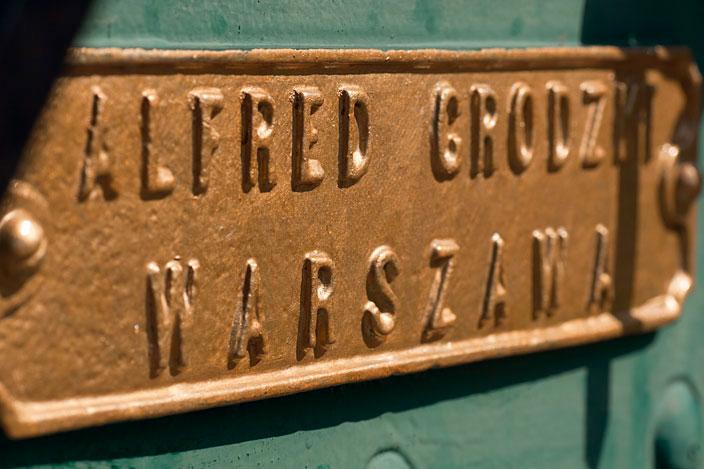 Alfred Grodzki Warszawa