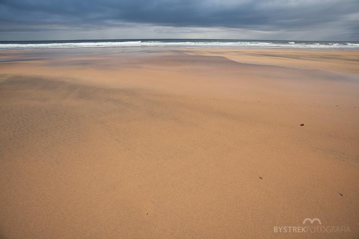 plaża dla surferów Irlandia