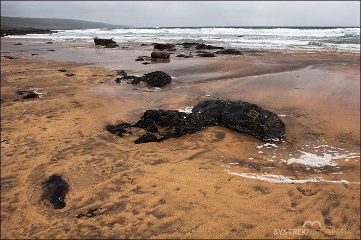 Fanore beach Ireland