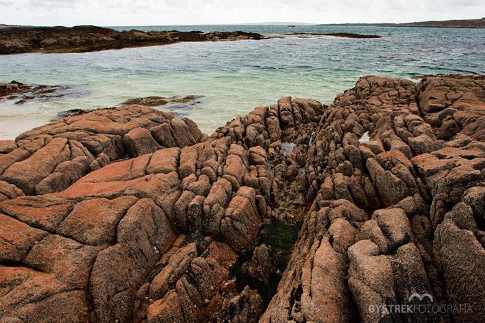 coral beach Connemara