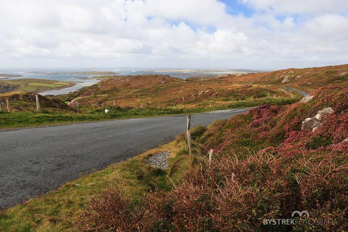 Sky Road droga widokowa Irlandia