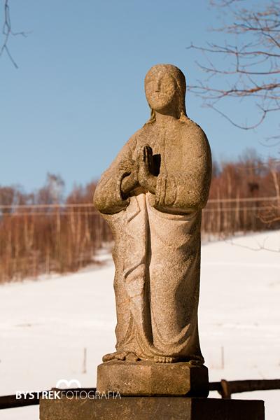 rzeźba Maryi
