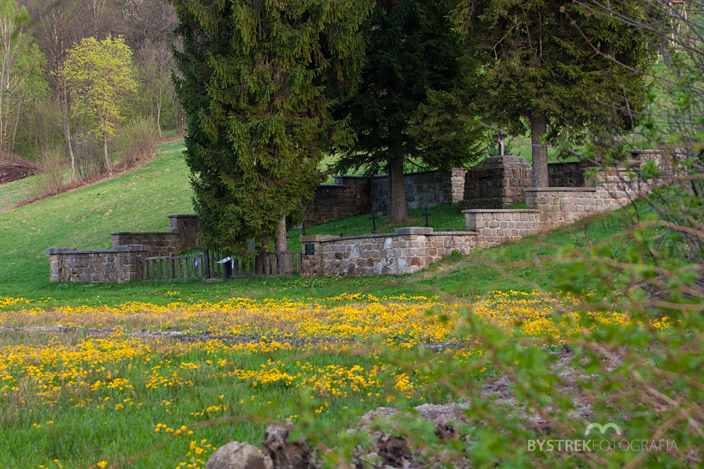 Ropica Górna cmentarz wojenny nr 67