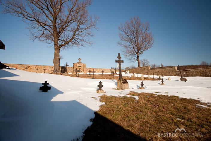 Ropica Górna cmentarz nr 77