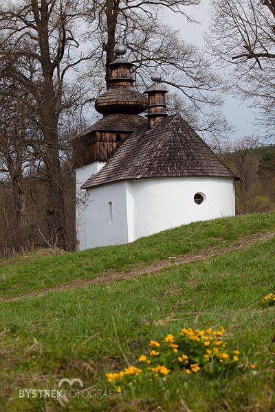 Bieliczna cerkiew