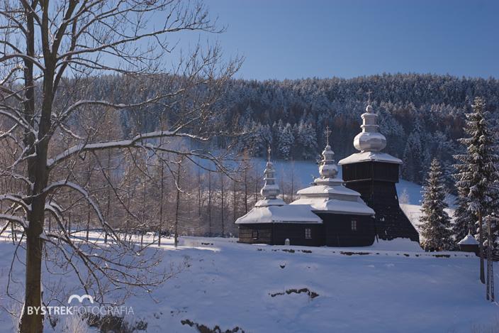 Czarna cerkiew
