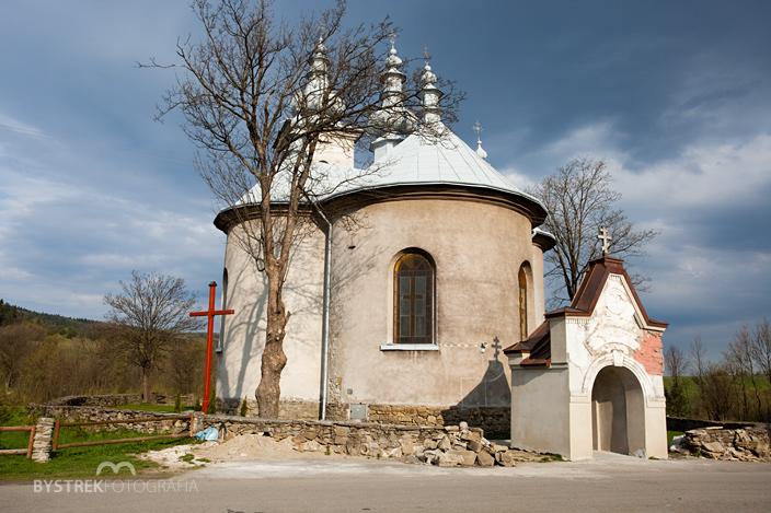 Izby cerkiew