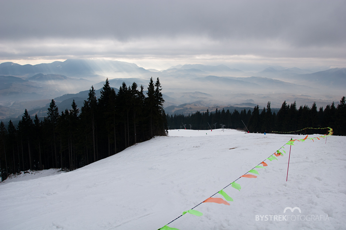 Kubínska hoľa ski