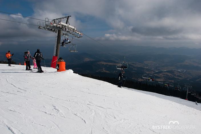 Kubinska Hola wyciąg narciarski