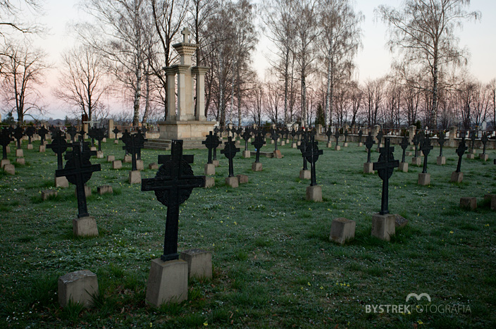 Nowy Żmigród cmentarz