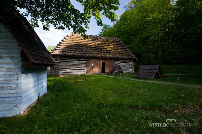 Skanzen-Múzeum ľudovej architektúry