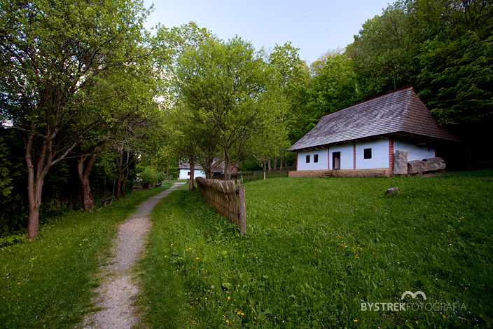Saris Museum - Open-Air Museum of folk architecture, Bardejov Spa