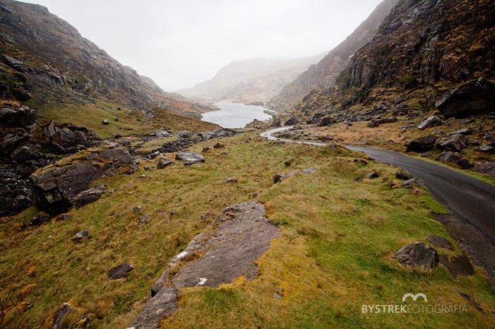 irlandzkie krajobrazy
