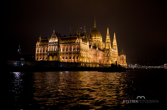 Budapeszt rejs po Dunaju