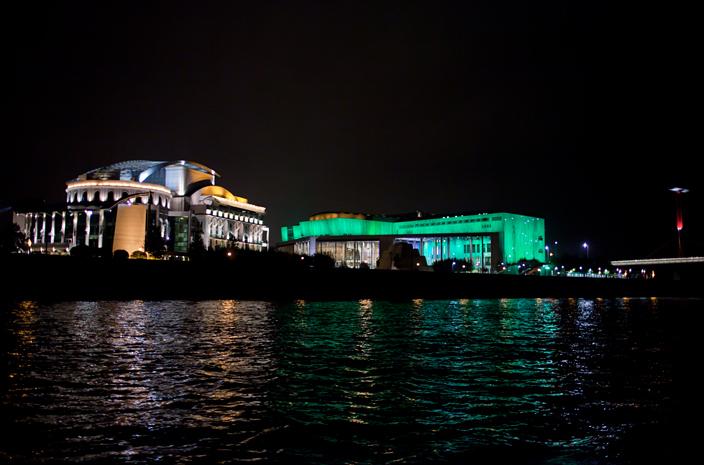 Budapeszt Pałac Sztuk