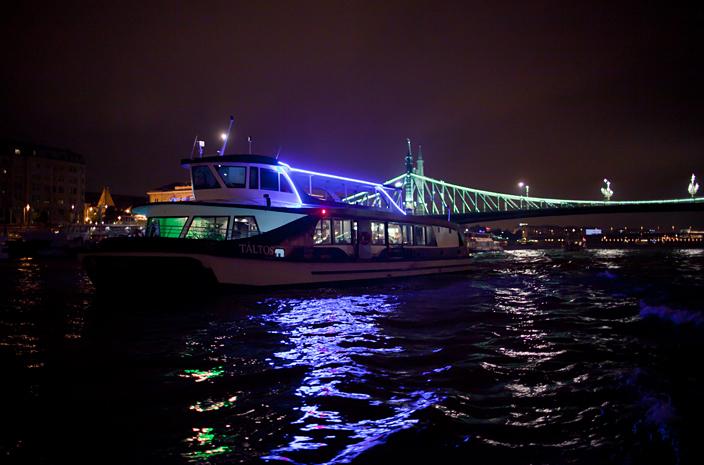 Budapeszt rejs statkiem po Dunaju