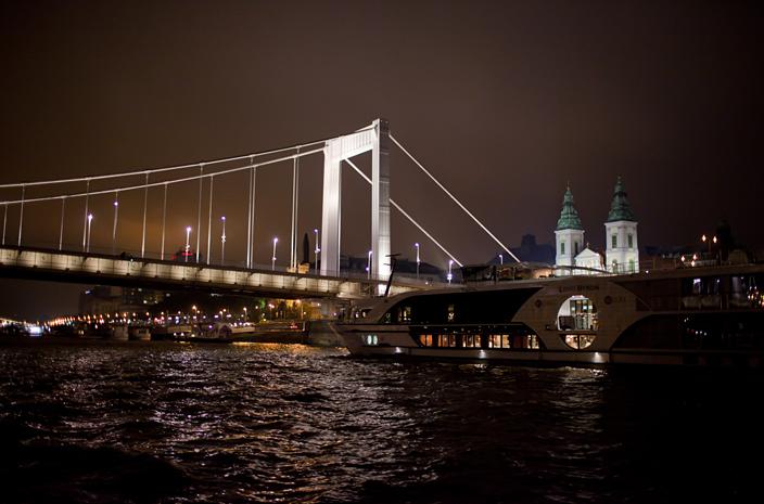 Budapeszt Most Elżbiety