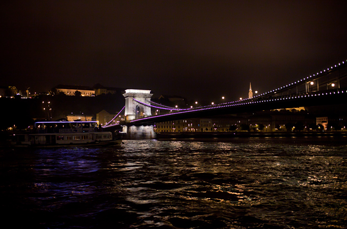 Budapeszt Most Łańcuchowy