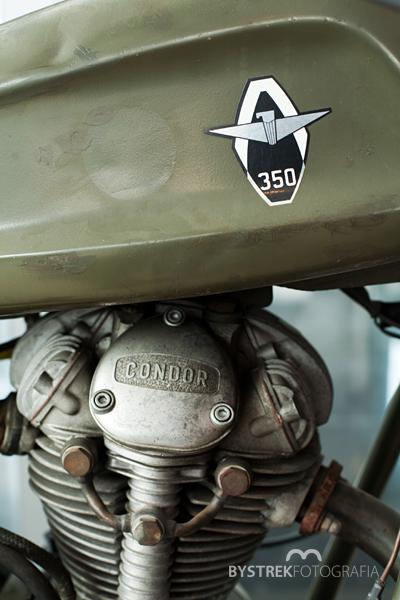 Condor A 350 motocykl