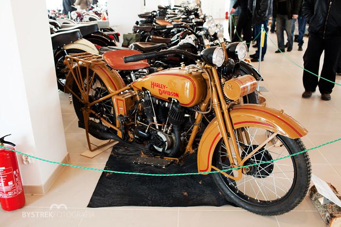 Harley Davidson JD 1200