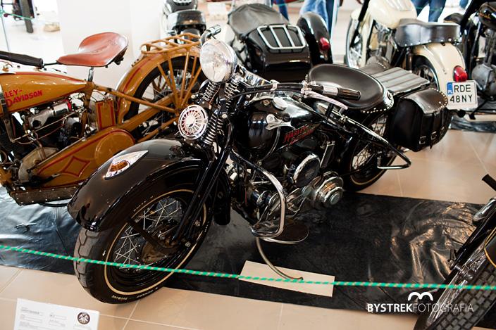 Harley Davidson WLD
