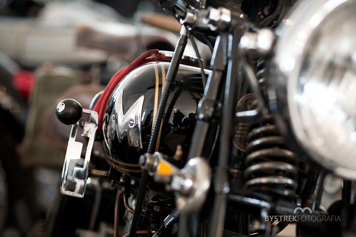 Matchless 33CS motocykl