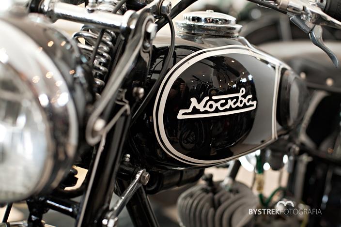 Moskwa M1A motocykj