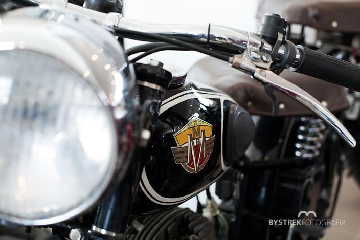 Mińsk M1M motocykl