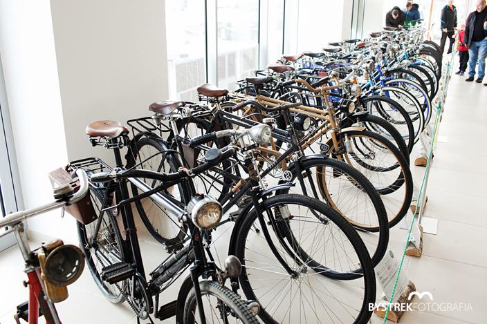 zabytkowe rowery